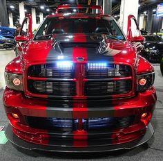 trendy pick up truck girls dodge rams Ram Trucks, Dodge Trucks, Diesel Trucks, Cool Trucks, Pickup Trucks, Cool Cars, Muscle Truck, Dodge Muscle Cars, Custom Trucks