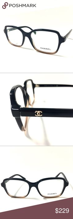 CHANEL Eyeglasses Black Brown Frame CHANEL Eyeglasses Black Brown                                                              52mm-16mm-135mm.                                            Never Worn!!! Without Tags!!!                            Included Original CHANEL Case!                       One Day Shipping!!!                                            Guarantee 💯 % AUTHENTIC!!!                              🚫NO TRADES🚫 CHANEL Accessories Glasses