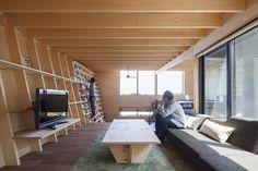 Gallery of Bookshelf House / Shinsuke Fujii Architects - 8