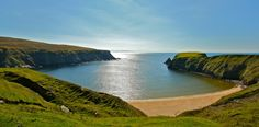 Ireland , Donegal, Malin Beg - photo by Johannes Rigg