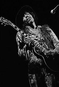Hendrix, NY 68 by ELLIOT LANDY  (YellowKorner Basel & Zürich,galerie.basel@yellowkorner.com, galerie.oberdorf@yellowkorner.com)
