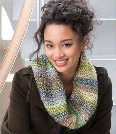 Everyday Crochet Cowl