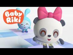 Copilașii BabyRiki dansează hopa-hopa - Cântec cu dans și mișcare pentru copii   Babyriki RO - YouTube Hello Kitty, Youtube, Character, Youtubers, Lettering, Youtube Movies