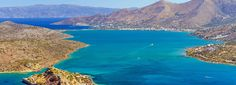 Elounda Ilion Panoramic View
