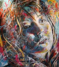 Graffiti Art Wall | Freedom Of Expression|  Serafini Amelia |