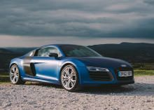 Audi R8 V10 Plus: Like an R8 but better The Audi R8 has undergone a midlife refresh and is in fine fettle. Has its sprucing made it better?