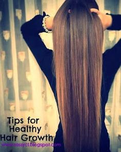 sassy&classy: Tips for Quick Healthy Hair Growth!