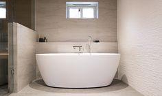 Kylpyhuoneremontti   Laattapiste Kylpyhuoneet Bathtub, Design, Bathroom Ideas, Laundry, Guest Toilet, Standing Bath, Laundry Room, Bathtubs, Bath Tube