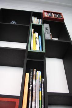 #indretning #interior #furniture #design #snedkeri #handmade #bookshelves #reol #opbevaring #detail #rum4 #karstenk