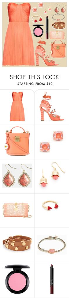 """This is it"" by camry-brynn ❤ liked on Polyvore featuring Maria Lucia Hohan, Paula Cademartori, Mark Cross, Kate Spade, Avenue, Aurélie Bidermann, Dolce&Gabbana, Vita Fede, Tory Burch and BROOKE GREGSON"