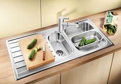 Кухненска мивка Blanco Livit 6S