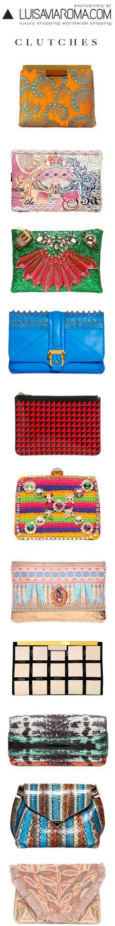 Clutches! #Clutches #handbags #Polka Dots Boutique