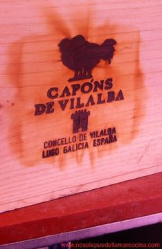 Capón de Vilalba