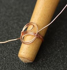 Wire Wrapped Ring Tutorial - Bing