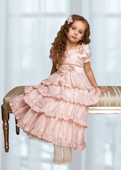 """Papilio KIDS """"Ceremony"""" collection."""