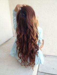 Perfect hair!!