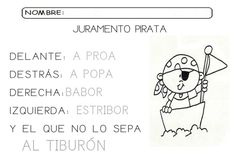 Proyecto piratas Pirate Birthday, Pirate Party, Peter Pan, My Books, How To Plan, School, United Nations, Highlands, Google