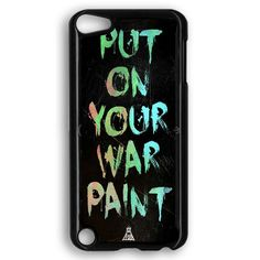 Fall Out Boy Lyric Cover iPod Touch 5 Case