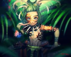 By: HerciumKun This is a really cool idea! Maybe a look Hau would have if he became a kahuna? :)