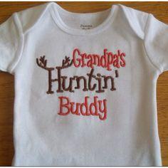 Grandpa's Huntin' Buddy :)