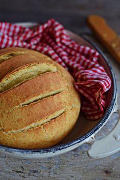 Egyszerű szódabikarbónás kenyér, élesztő nélkül! | Rupáner-konyha Herbal Remedies, Natural Remedies, Ring Cake, Natural Health, Herbalism, Sandwiches, Bakery, Good Food, Food And Drink