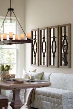 Ballard Designs' Garden District Mirror