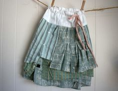 skirt from shirts