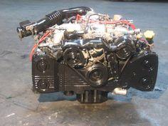 Subaru JDM EJ25 DOHC Engine Jdm Engines, Jdm Parts, Jdm Subaru, Vintage Cars, Super Cars, Engineering, Ottawa, Construction, Models