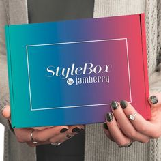 Exclusive. Custom. Unique like you. #StyleBox has been reinvented! What change are you most excited about?  #Jamberry