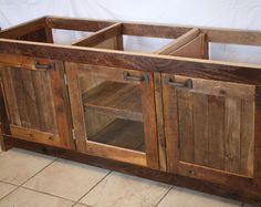Use pallets for shelf under front window- leave open for baskets, maybe window seat on top
