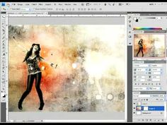How To Create An Impressive Background In Photoshop