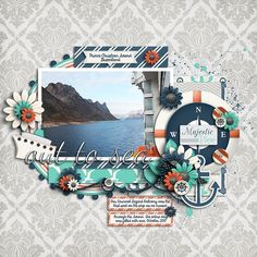 Sweet Shoppe Designs 7/13 :: Destination Port of Call by Amber Shaw