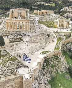 Acropolis of Athens, Greece Attica Greece, Athens Greece, Acropolis Greece, Mykonos Greece, Crete Greece, Ancient Ruins, Ancient Greece, Mount Olympus Greece, Places To Travel
