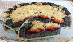 Czech Desserts, Sweet Desserts, Czech Recipes, Ethnic Recipes, Fruit Bread, Sweet Cakes, Pavlova, Desert Recipes, Graham Crackers