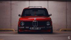 BMW 2002 #cars #bmw #classics #red #bbs #love #art #retro #inspiration #instagram #day #photography