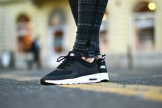 Nike AIR MAX THEA PRINT W White Black Free delivery with