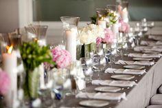 Photography: Samuel Lippke Studios - samuellippke.com Wedding Planning + Coordination: Francesca Events - francescaevents.com  Read More: http://www.stylemepretty.com/tri-state-weddings/2012/07/24/east-hampton-point-wedding-by-samuel-lippke-studios/