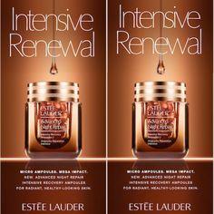 Advanced Night Repair Ampoules de Estée Lauder