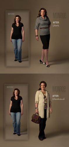 Here are some tips if you are short-waisted and would like to know how to use clothes to lengthen your torso.