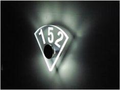 www.korteck.com.br. Stand off internally lighted - edge lights acrylic