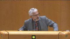 Això és el dia de la marmota: lúltima intervenció de Santi Vidal al Senat