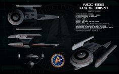 Oberth class ortho - USS Irinyi by unusualsuspex on deviantART