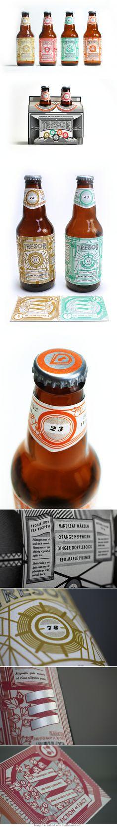 Concept Tresor Brewery