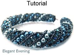 Beading Tutorial Pattern Bracelet Necklace door SimpleBeadPatterns