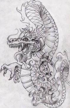 japanese dragons - Google zoeken