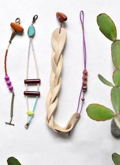 Love these cool and different bracelet styles for handmade jewelry ideas