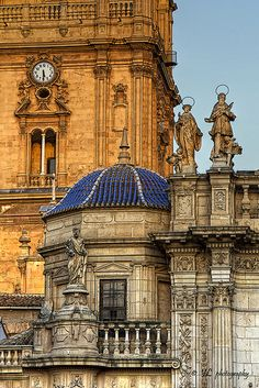 Cartagena, in Murcia, is a Mediterranean city and a historic naval seaport. A place where finding war remains in its museums as well as architecture from Roman times remains to modernist buildings...and of course, its beaches in the warm Mediterranean sea. www.touristeye.co...