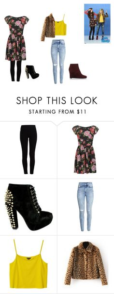 """""""Girl meets world outfits!"""" by rainbowsnowcone ❤ liked on Polyvore featuring Pieces, Love, H&M, Monki and Jil Sander"""