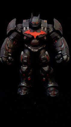 Batman Armor Suit 00 Custom Action Figure                              …