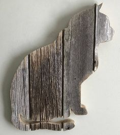 Silhouette artisanal fabriqué à partir de bois récupéré. Uvre d'art sur la photo réelle peut avoir vendu. Besoin plus grand ou plus petit ? Pas de problème ! Me contacter pour un devis gratuit sur un format personnalisé. Chaque œuvre d'art sur la photo est originale design personnalisé